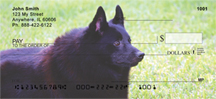 Schipperke  Checks - Schipperke Personal Checks