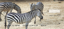 Zebra Checks - Zebras Personal Checks