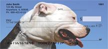 Pit Bull Checks - Pit Bulls Again Personal Checks