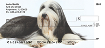 Bearded Collie Checks - Bearded Collies Personal Checks