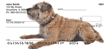 Border Terrier Checks - Border Terrier Personal Checks