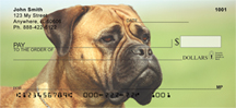 Bullmastiff Checks - Bullmastiff Personal Checks