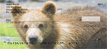 Grizzly Bear Cub Checks - Grizzly Bear Cubs Personal Checks
