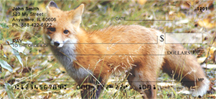 Fox Checks - Red Fox Personal Checks