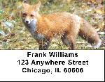 Fox Labels - Red Fox Address Labels