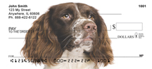 English Springer Spaniel Personal Checks - Springer Spaniel Checks
