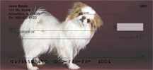 Japanese Chin Checks - Japanese Chin Personal Checks