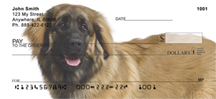Leonberger Checks - Leonberger Personal Checks