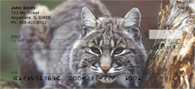Bobcat Checks - Bobcats Personal Checks
