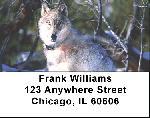 Wolf Address Labels