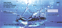 Water Drop Splash Personal Checks - Droplet Checks