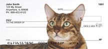 Bengal Cats Checks - Bengals Cat Personal Checks