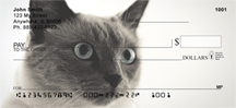 Balinese Checks - Balinese Cats Personal Checks