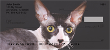 Cornish Rex Checks - Cornish Rex Cats Personal Checks