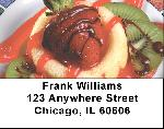 Strawberry Shortcake Labels - Strawberry Shortcake Address Labels