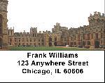 Castles Labels - More Windsor Castle Address Labels