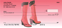 Fashion Boots Personal Checks - Fashion Checks